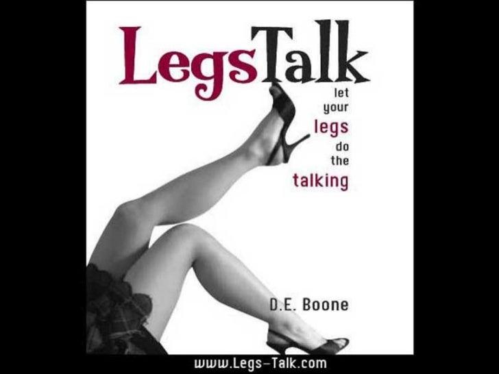 Legs Talk Slide Presentation2