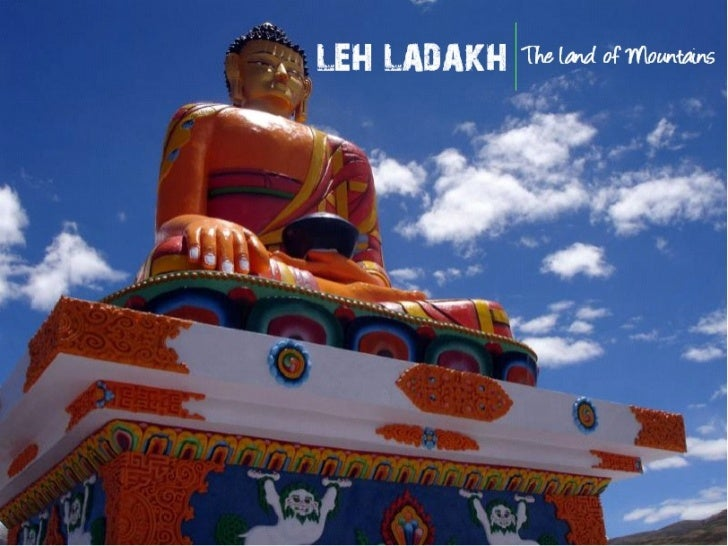 Leh Ladakh   The Land Of Mountains