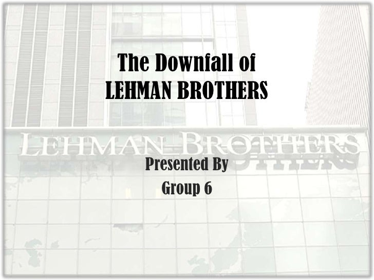 barclays and lehman brother case study Case study: the collapse of lehman brothers - business journal  last-ditch efforts over the weekend of september 13 between lehman, barclays plc and bank of .