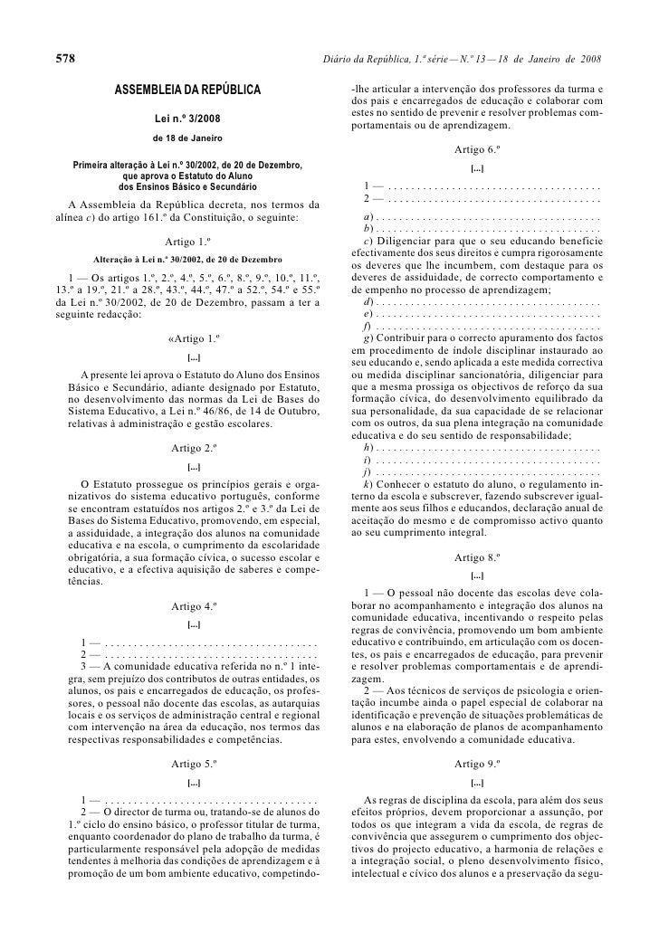 578                                                               Diário da República, 1.ª série — N.º 13 — 18 de Janeiro ...
