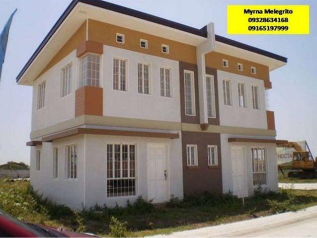 80sqm Duplex 2 storey provision of Car port