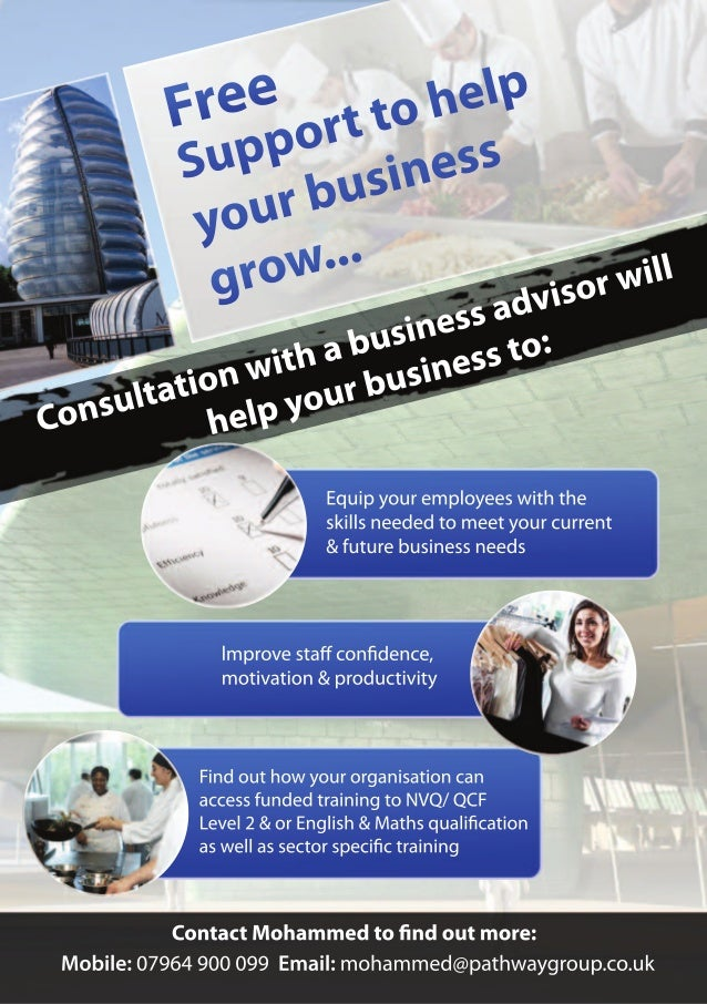 Leicester training for smes