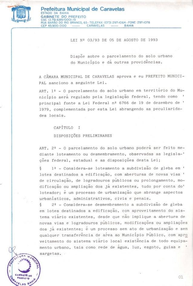 Lei municipal 03-1993_de_05_de_agosto_de_1993