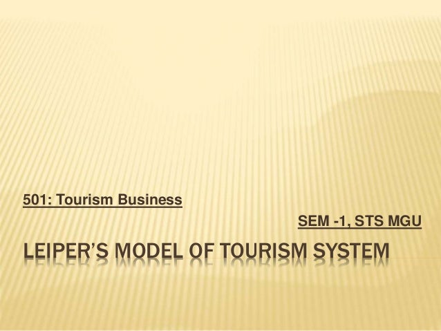 leiper s model Pdf | neil leiper was an influential tourism scholar who died in february 2010  the paper provides a review of his work and his contribution to tourism studies.
