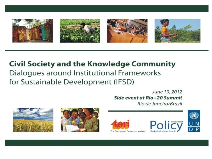Bridging Anti-corruption and Social Accountability – The role of  Civil Society in Sustainable Development