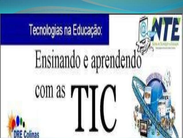 JUSTIFICATIVA:       O presente trabalho consiste num projeto para aconclusão do Curso Tecnologia na Educação:ensinando e ...