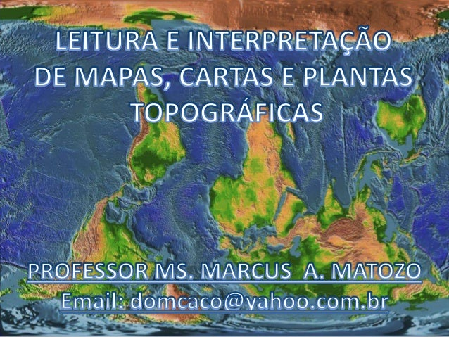 Leitura interpretação 2013
