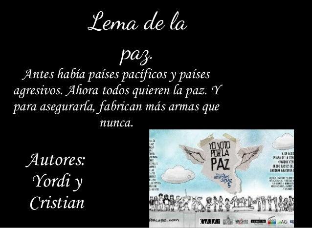 Lemas Sobre La Paz   apexwallpapers.com