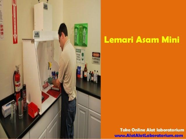 Lemari Asam MiniToko Online Alat laboratoriumwww.AlatAlatLaboratorium.com