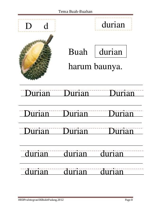 Web Tema Buah-buahan Tema Buah-buahan d d Durian