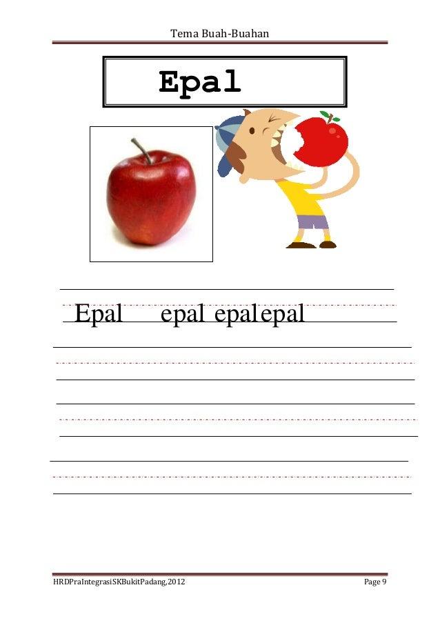 Web Tema Buah-buahan Tema Buah-buahan Epal Epal