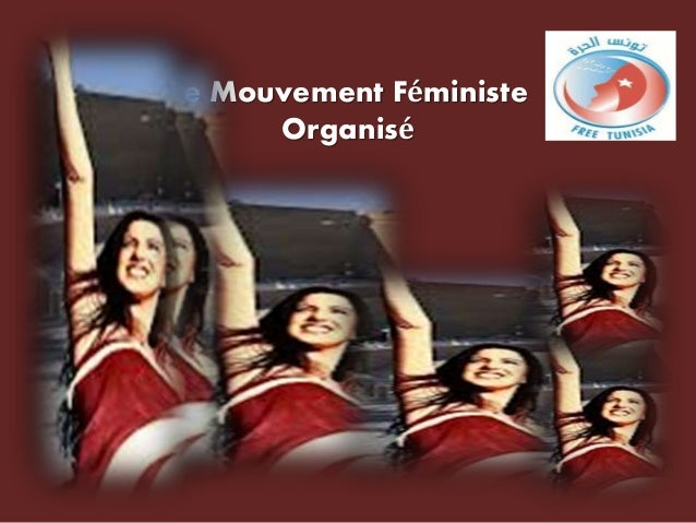 Le Mouvement Féministe Organisé