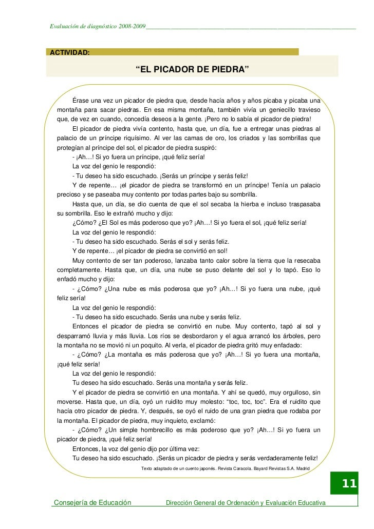 PED Lengua castellana 08-09 primaria cuadernillo 2