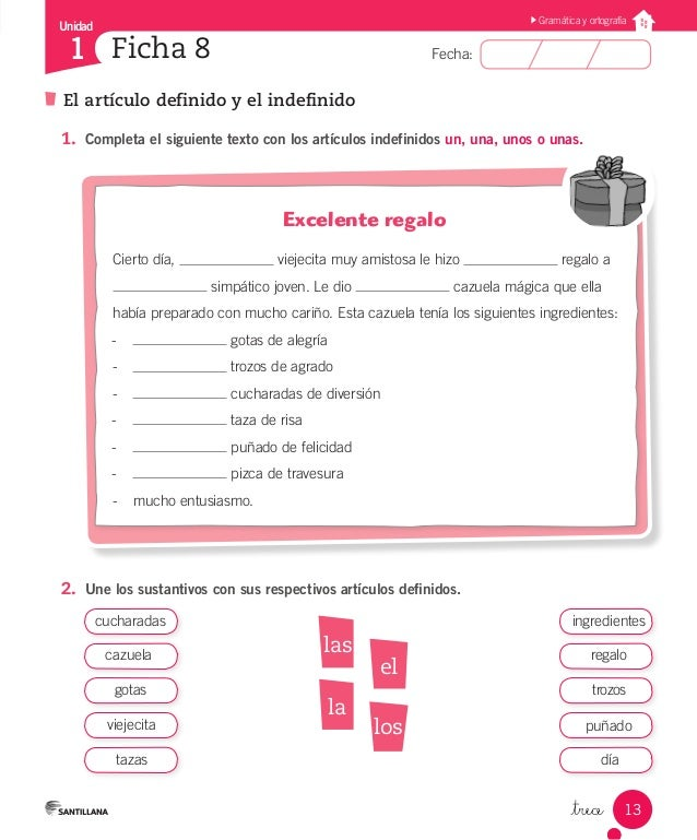 caracteristicas de la gramatica pdf