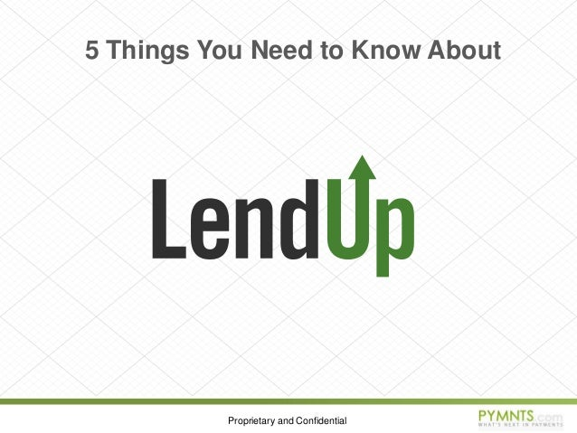 5 Things You Need to Know About  Proprietary and Confidential