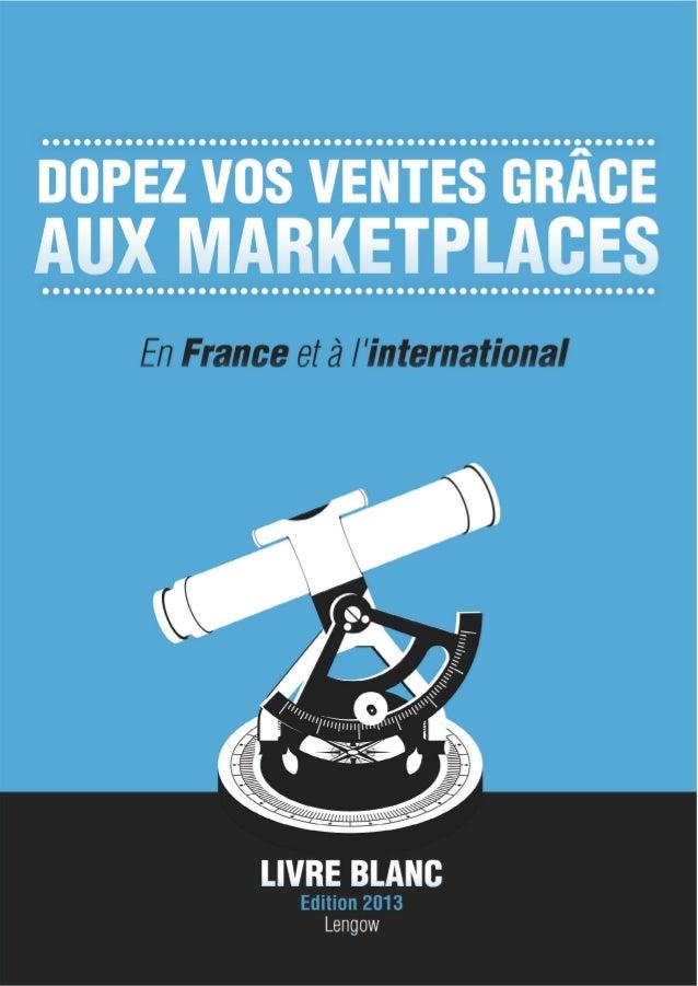 Livre blanc Marketplaces - Mai 2013