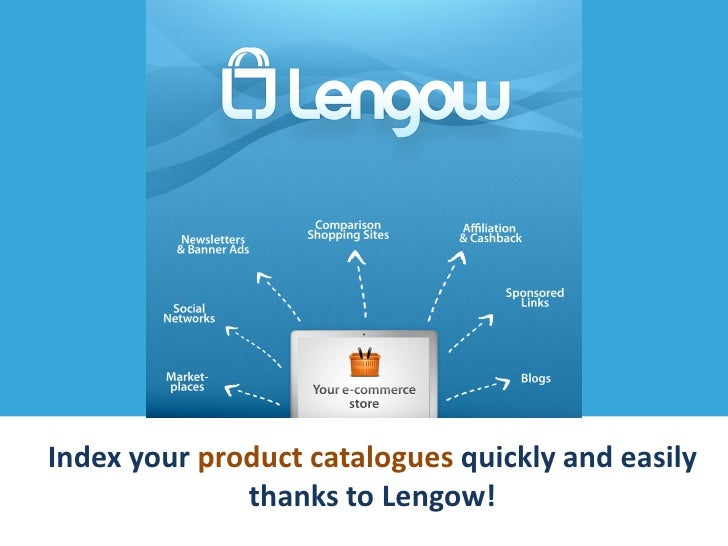 Lengow - International presentation