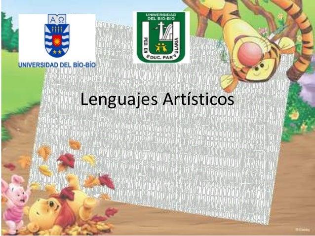 Lenguajes artísticos