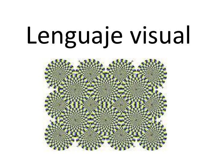 Lenguaje visual<br />