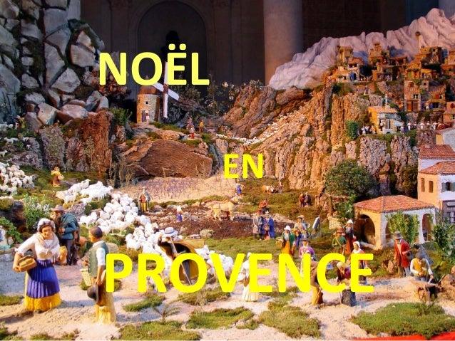 NOËL       ENPROVENCE