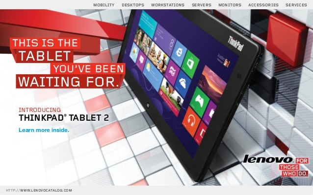 MOBILITY   DESKTOPS   WORKSTATIONS   SERVERS   MONITORS   ACCESSORIES   SERVICES  THIS IS THE     TABLET                  ...