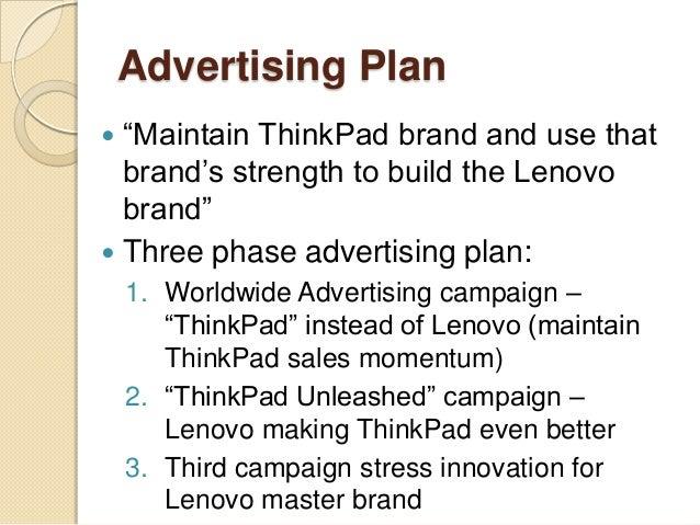 lenovo building a global brand case We will write a custom essay sample on lenovo case analysis  lenovo: building a global brand  research issues in building brand equity and global brands in.