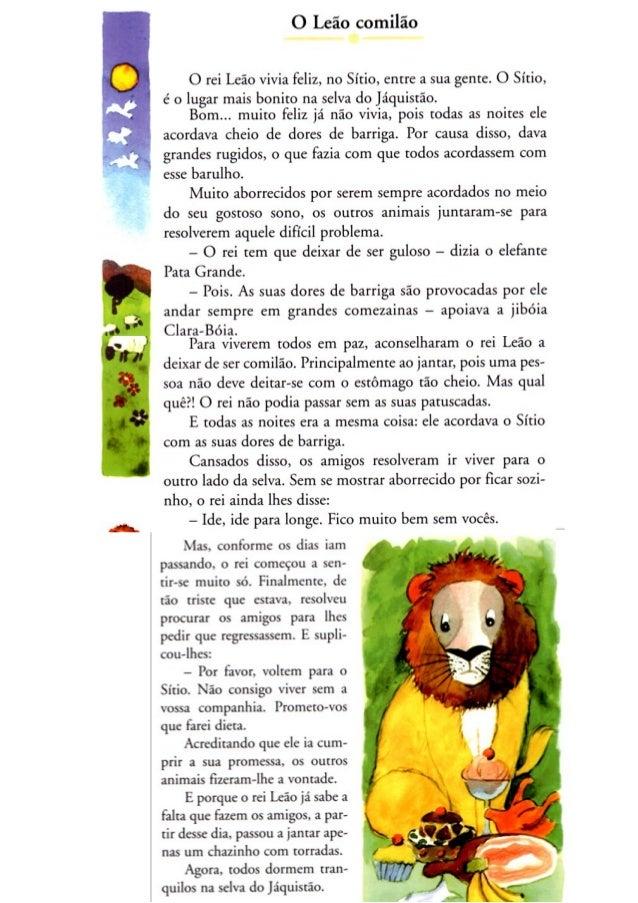 Leão comilão