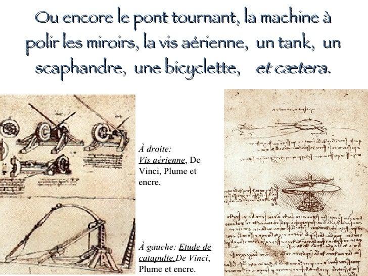 Leonard de vinci un homme aux multiples fa ettes lionel - Pont leonard de vinci ...