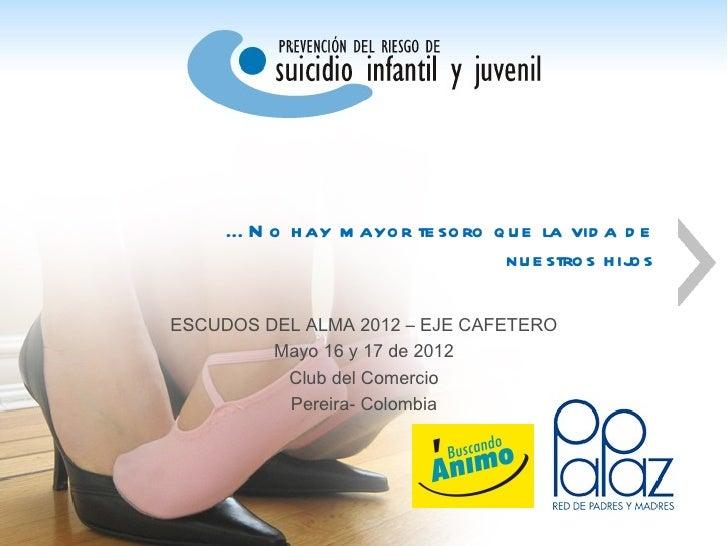 Leonardo Aja  Conferencia Kit Prevención de Suicidio - Pereira