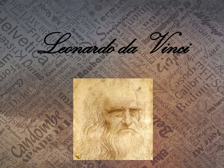 Leonardo da Vinci<br />