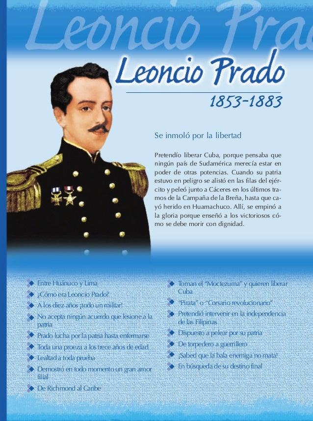 LEONCIO PRADO, UN PATA AMARILLA DE VERDAD