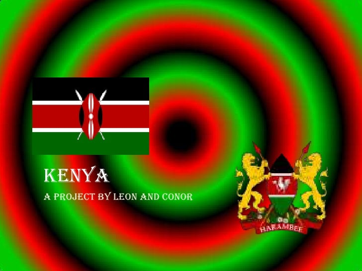 KenyaA project by Leon and conor