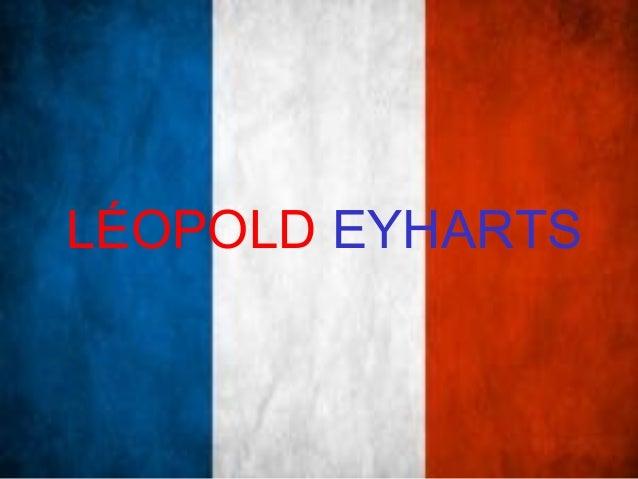 LÉOPOLD EYHARTS