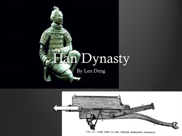 Han Dynasty   By Leo Deng