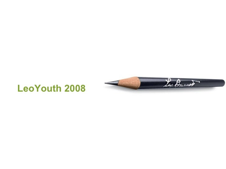 Leo youth 2 Key Findings