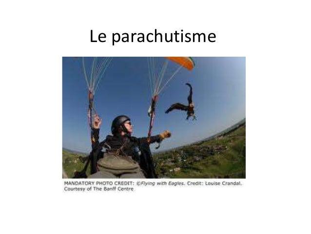 Le parachutisme