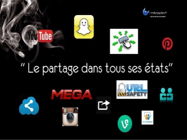 MEGA Bit.ly SlideShare PARTAGE DE FICHIERS