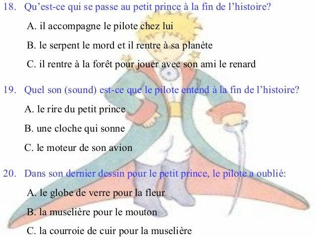 le petit prince powerpoint