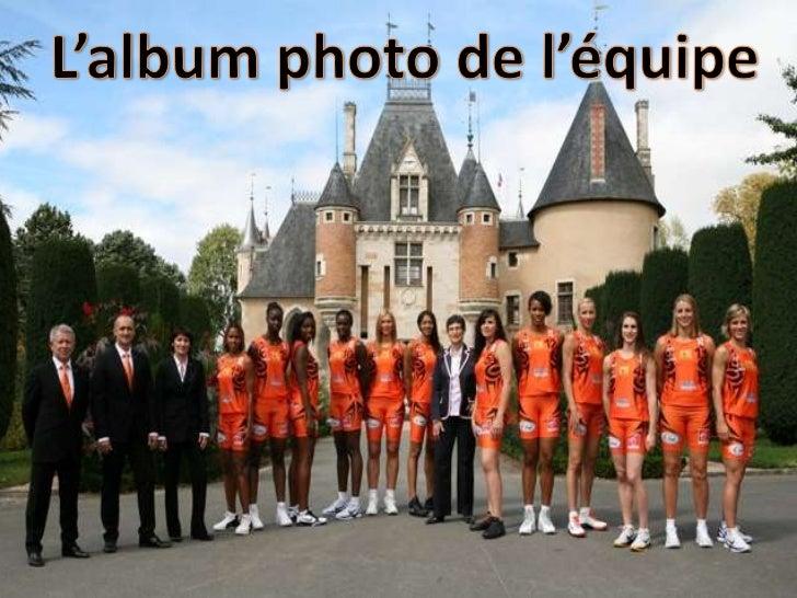 L'album photo de l'équipe