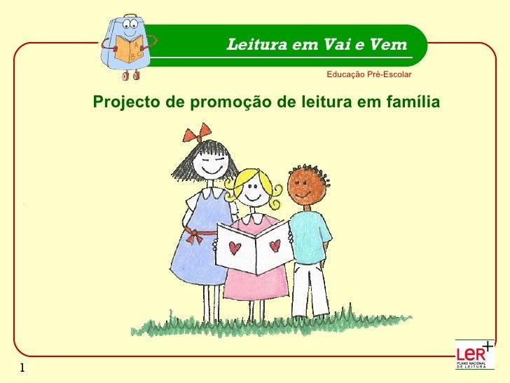 Ler + em família