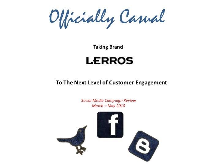 Promoting Apparel/ Denim brand on Social Media