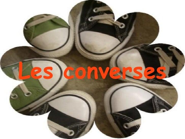 Les converses