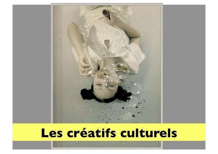 Les créatifs culturels