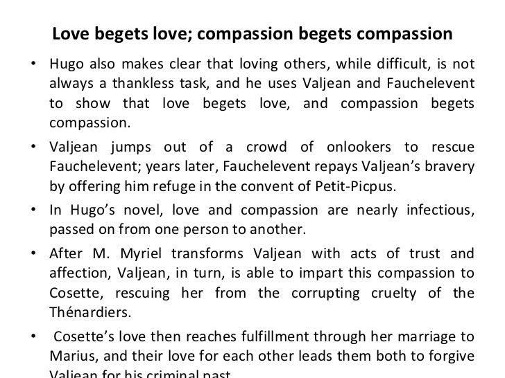 love and compassion essay