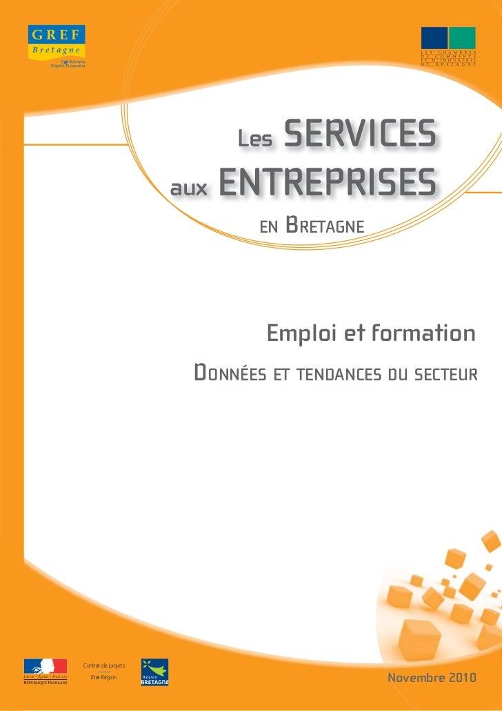 GREFBretagne                                       SERVICES                                     Les                       ...