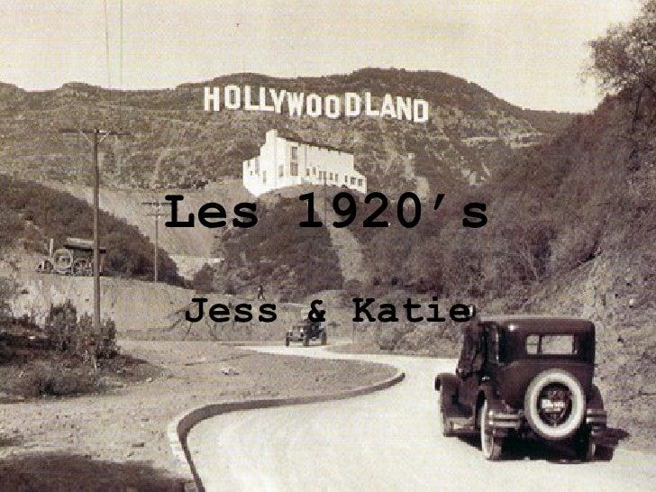 Les 1920's Jess & Katie