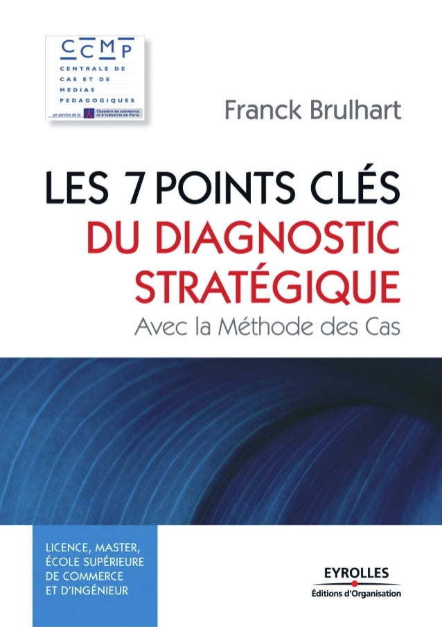 Les 7 points cls du diagnostic stratgique