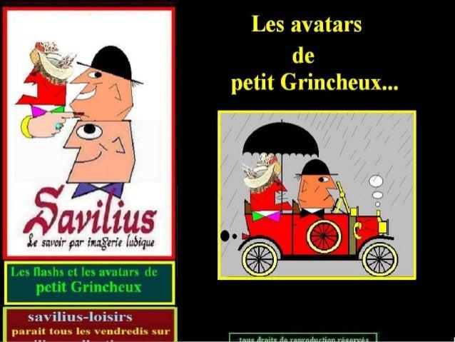 Les avatars de Grincheux série 2