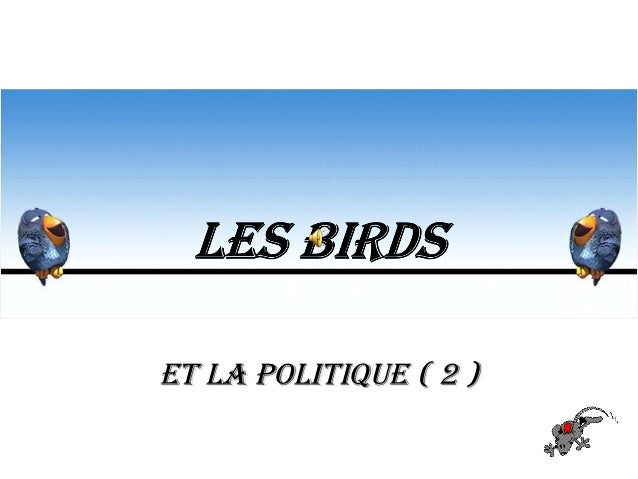 Et la politiquE ( 2 )