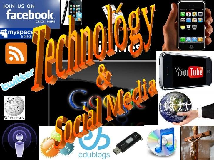 Les Church Presentation Social Media